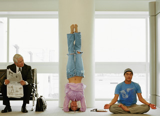 Yoga for Travel - Let's add a little flexibility to your journey!