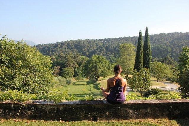 Lauren in Italy