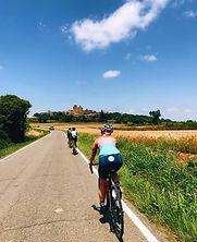 Cycling & Yoga in Girona