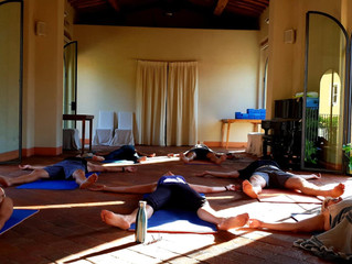 Simple Yin Yoga for Cyclists - Sequence One