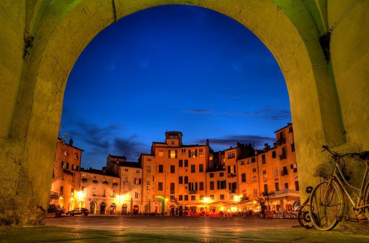 Cycling and Yoga Retreats in Lucca