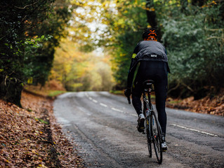 Virginia's Top Tips to Survive Riding in Winter
