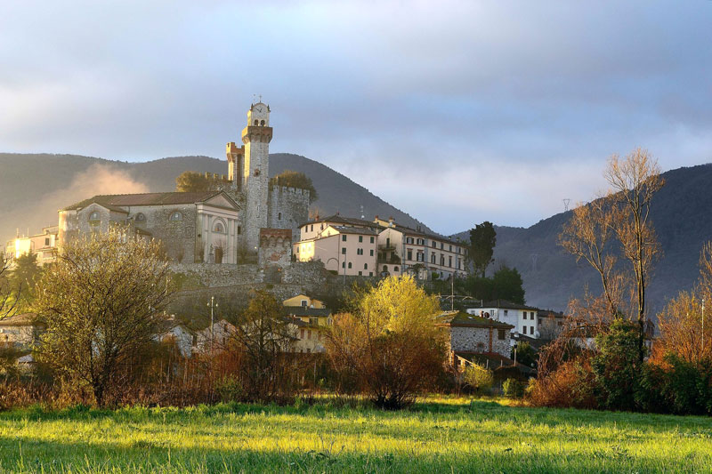 Cycling and Yoga Retreats in Italy