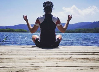 Meditation is for everyone, including cyclists and it's more accessible than you think.