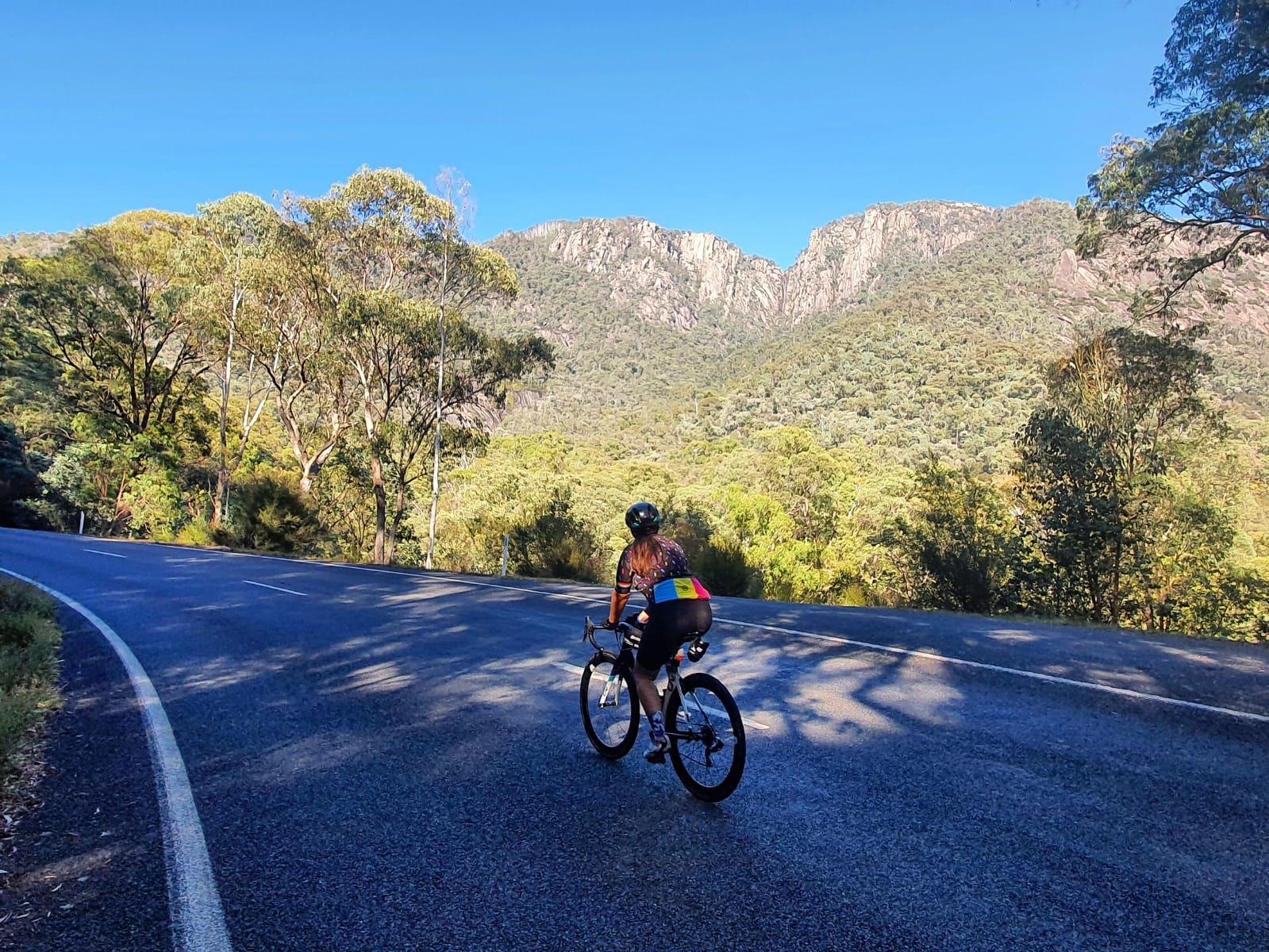 Cycling Retreat Bright
