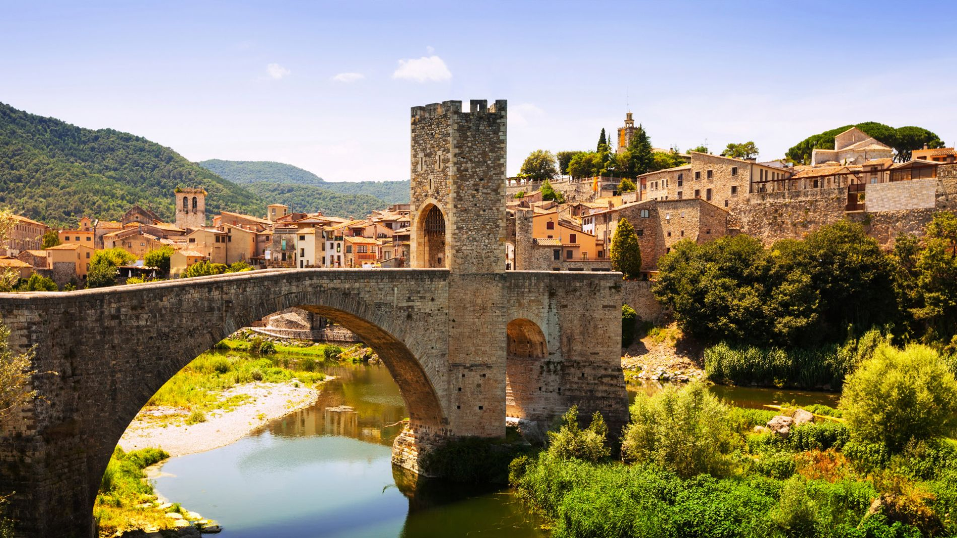 Cycling and Yoga Retreats in Spain