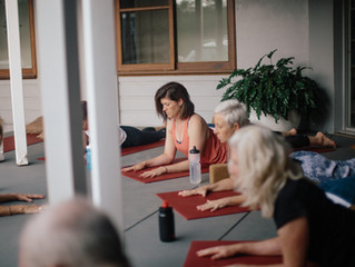 Simple Yin Yoga for Cyclists - Sequence Three