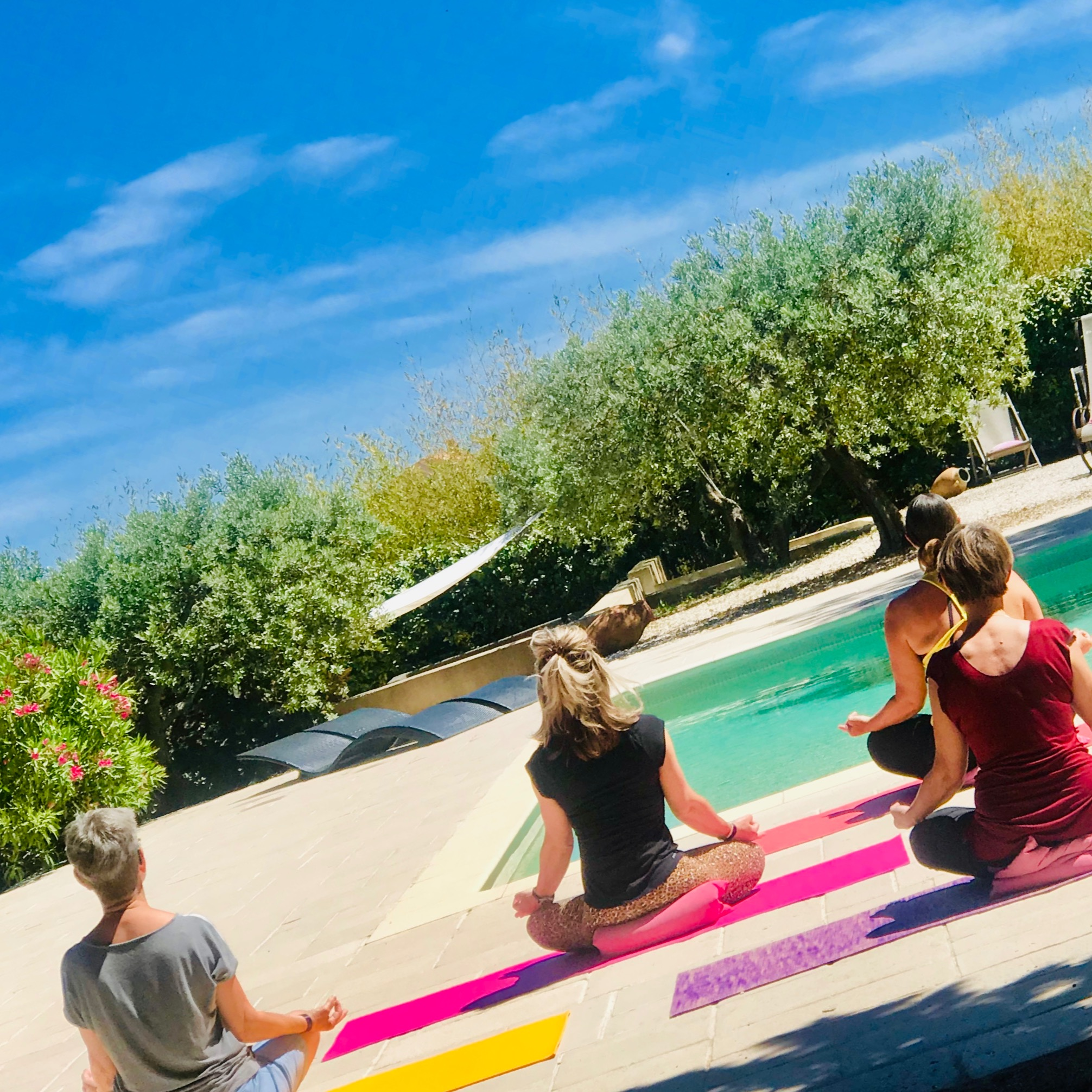 Cycling & Yoga Retreat Provence