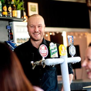 Nic the Barman