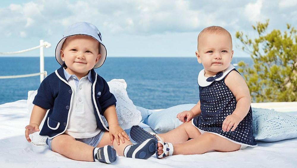 Мода для младенцев - есть из чего выбрать