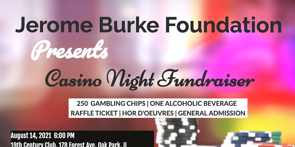 Annual Casino Night Fundraiser
