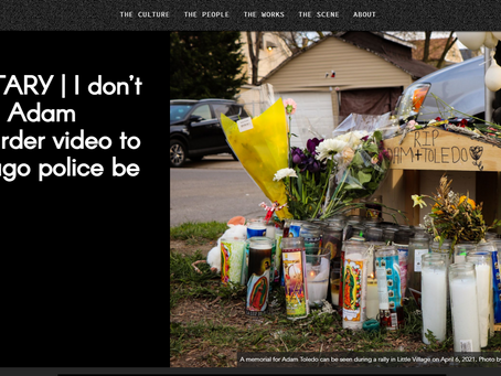 COMMENTARY | I don't need to see Adam Toledo's murder video to know Chicago police be lying