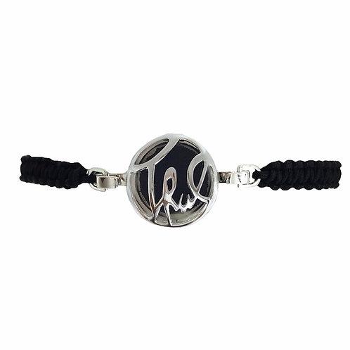 True White Gold Diffuser Bracelet