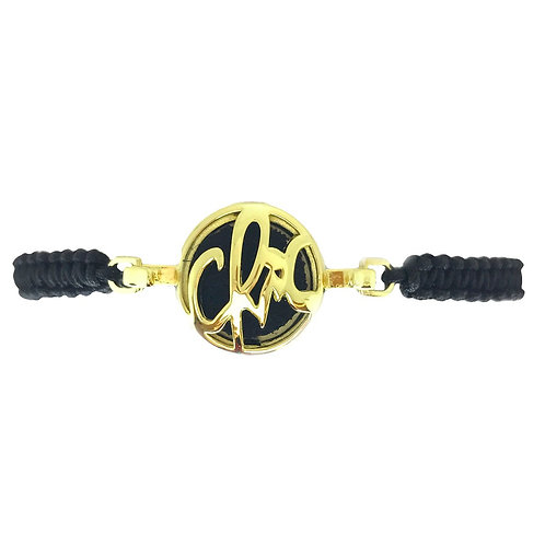 Chic Gold Diffuser Bracelet