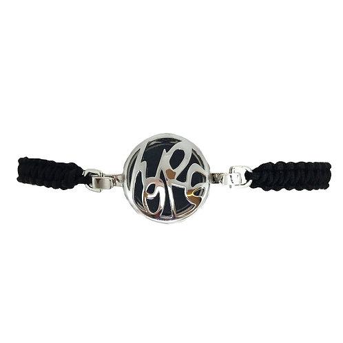 Hope White Gold Diffuser Bracelet