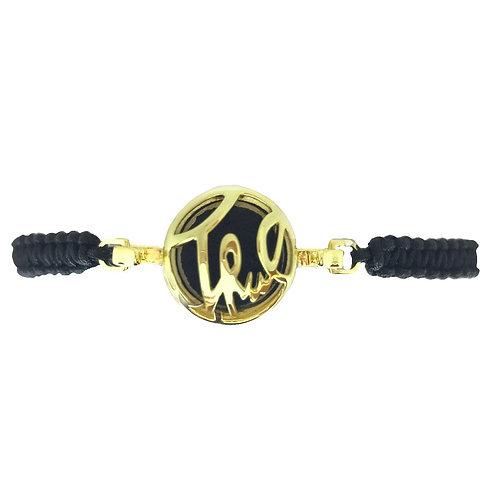 True Gold Diffuser Bracelet