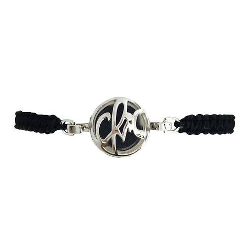 Chic White Gold Diffuser Bracelet