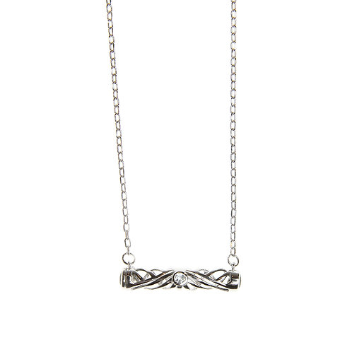 Infinity Bar Diffuser Necklace (Sold Out)