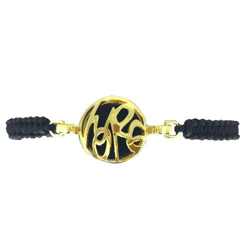 Hope Gold Diffuser Bracelet