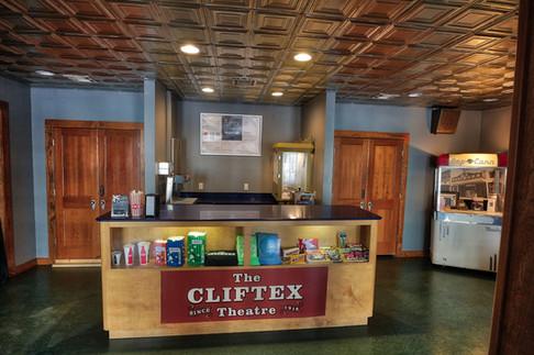 Cliftex Lobby