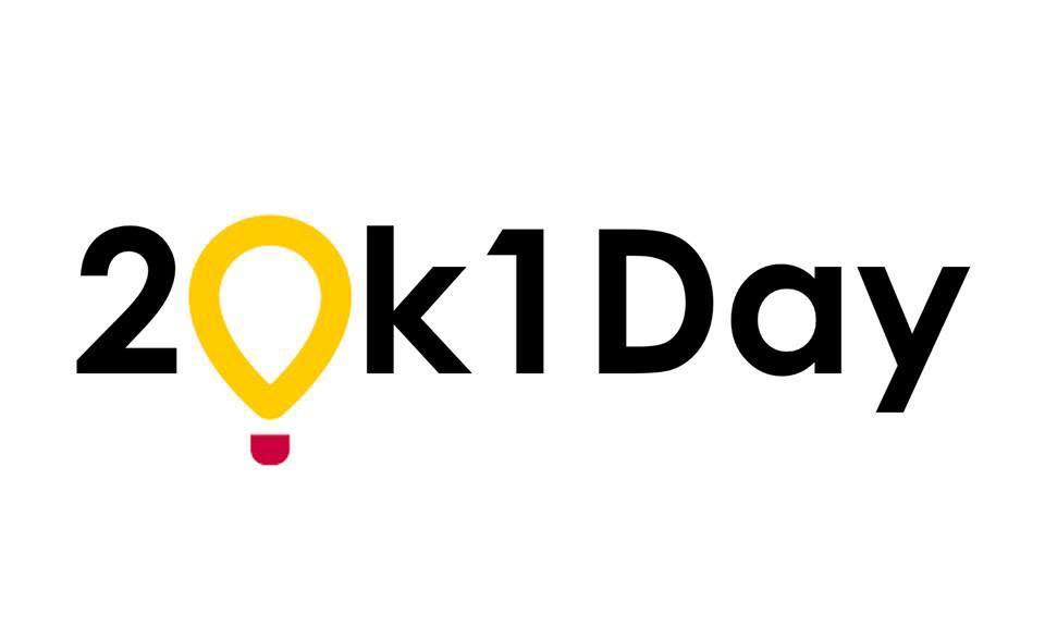 20k1day