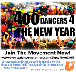 400 Dancers 4 The New Year