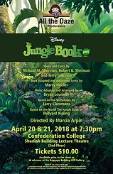 youth theatre - jungle book