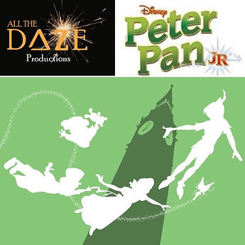 youth musical theatre - peter pan