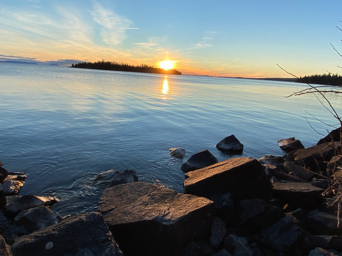 Silver Harbour (Thunder Bay) - March 2021