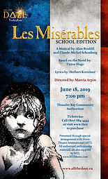 youth theatre - les miserables
