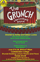 youth theatre - the grunch