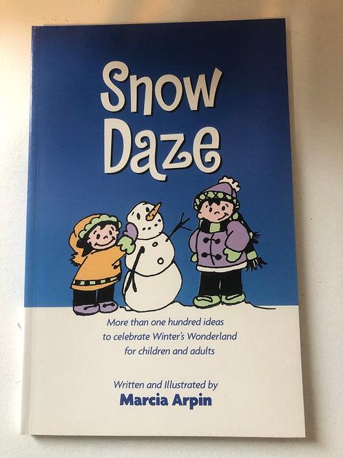 Snow DAZE - Activity Book