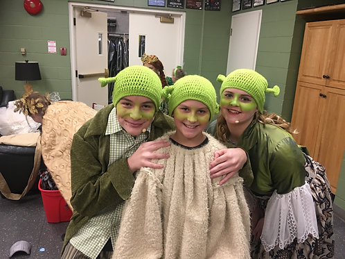 SHREK knit hats