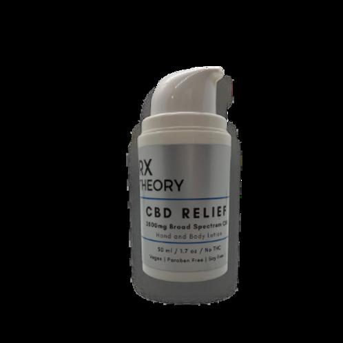 CBD Body Cream - 3000mg