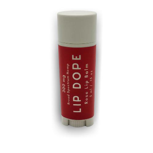 Dope Lip Balm - Rose 300mg Cannabidiol