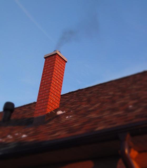 Монтаж дымоходов для саун, бань.