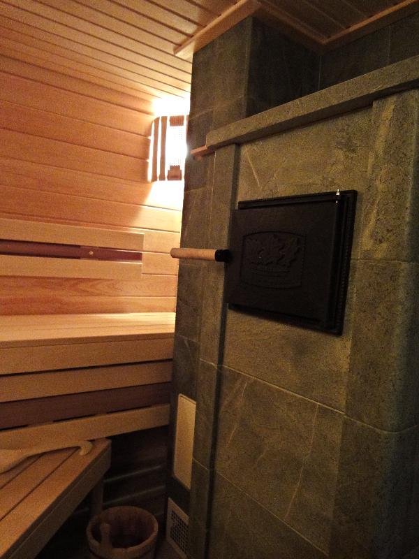 Установка дровяных печей для бани