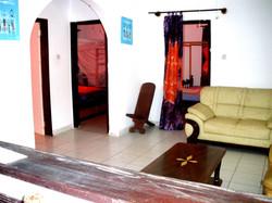 3 bedroom Apartment Lounge