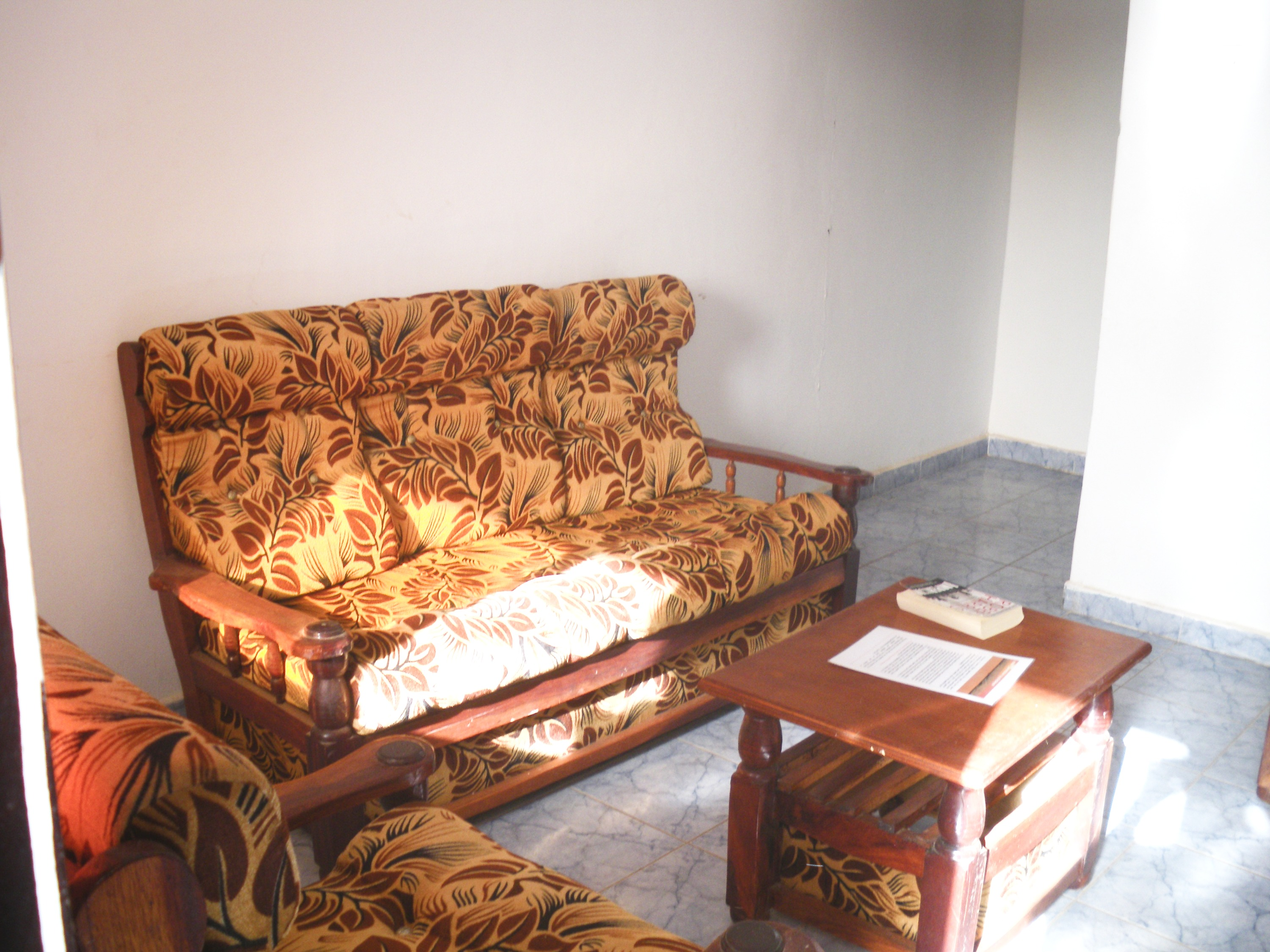 One bedroom Apartment Lounge