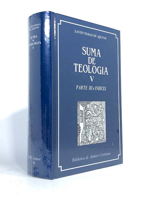SUMA DE TEOLOGIA V