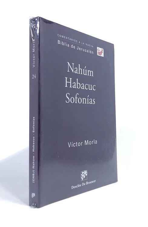 NAHUM, HABARUC, SOFONIAS