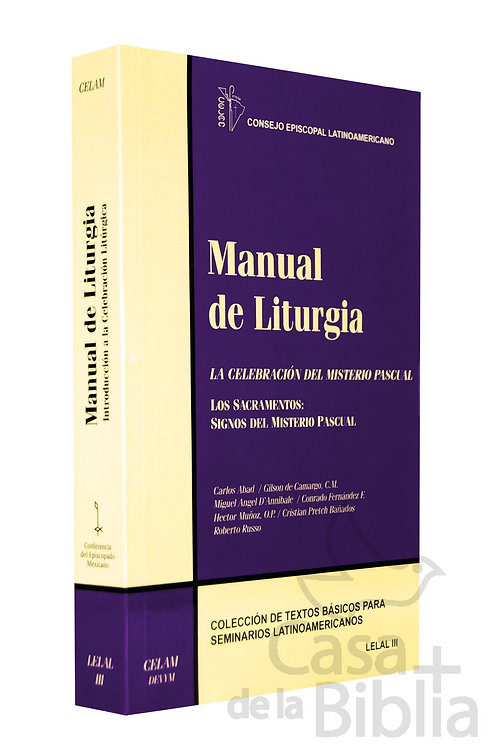 MANUAL DE LITURGIA 3