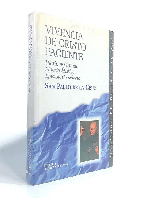 VIVENCIA DE CRISTO PACIENTE