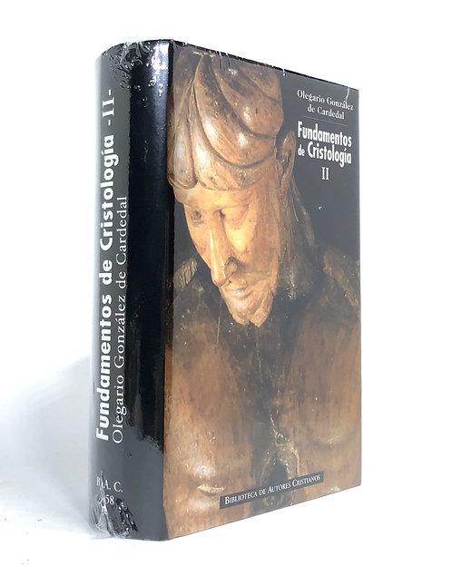 FUNDAMENTOS DE CRISTOLOGIA II