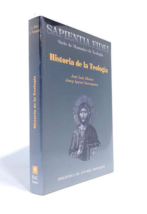 HISTORIA DE LA TEOLOGIA