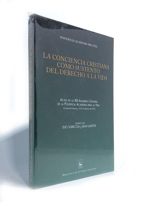 CONCIENCIA CRISTIANA COMO EL SUSTENTO DEL DERECHO