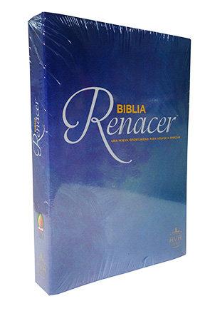 BIBLIA RENACER - REINA VALERA 1960,  RÚSTICA