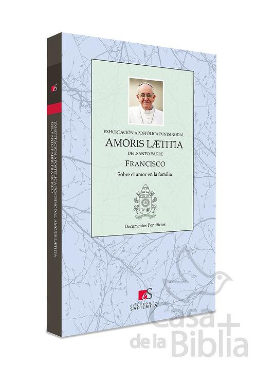 AMORIS LAETITIA EXHORTACIÓN APOSTÓLICA POSTSINODAL