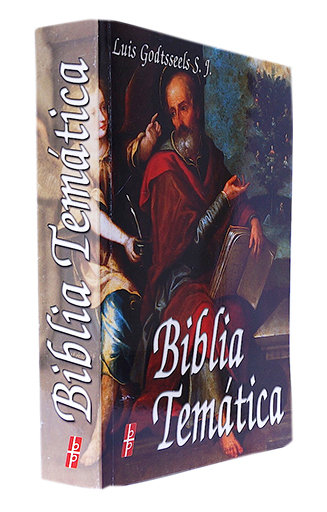BIBLIA TEMÁTICA RÚSTICA