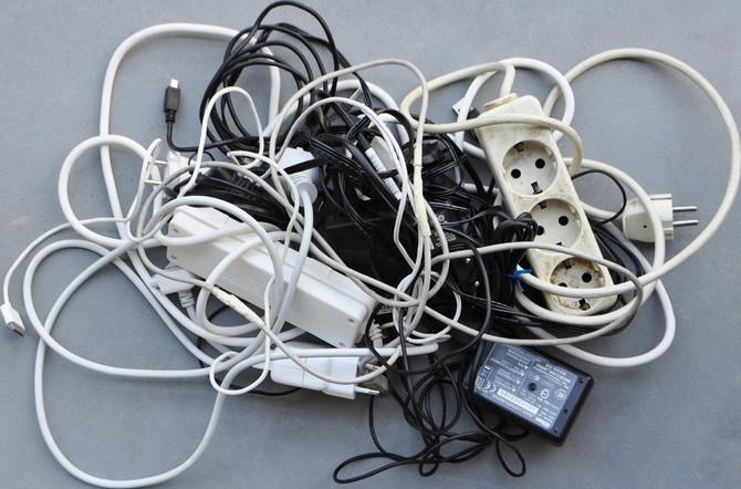 Kabels wegwerken doe je zo!